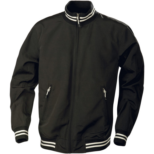 vaatteet Miehet Pusakka Harvest HR052 Black