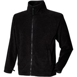 vaatteet Miehet Fleecet Henbury  Black