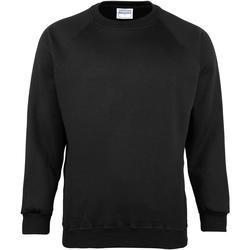 vaatteet Miehet Svetari Maddins MD01M Black