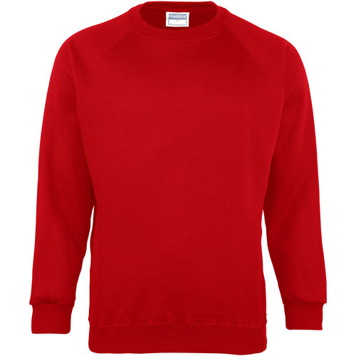 vaatteet Miehet Svetari Maddins MD01M Red