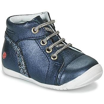 kengät Tytöt Bootsit GBB ROSEMARIE Laivastonsininen