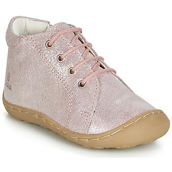 kengät Tytöt Korkeavartiset tennarit GBB VEDOFA Pink