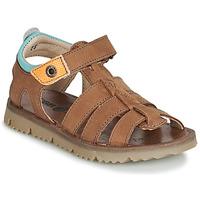 kengät Pojat Sandaalit ja avokkaat GBB PATHE Brown