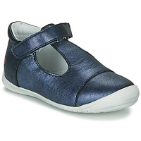 kengät Tytöt Balleriinat GBB MERCA Sininen