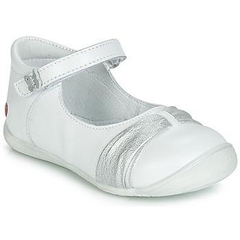 kengät Tytöt Balleriinat GBB MALLA White