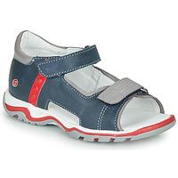 kengät Lapset Sandaalit ja avokkaat GBB PARMO Blue