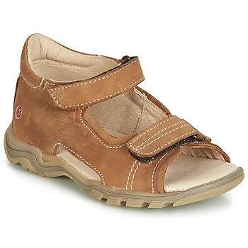kengät Lapset Sandaalit ja avokkaat GBB PARMO Brown