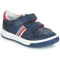kengät Pojat Matalavartiset tennarit GBB NEVIS Blue
