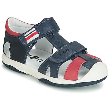 kengät Pojat Sandaalit ja avokkaat GBB BERTO Blue