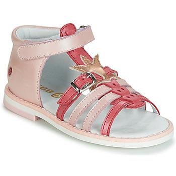 kengät Tytöt Sandaalit ja avokkaat GBB CARETTE Pink