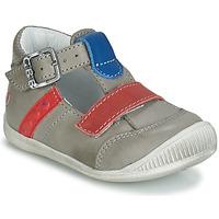 kengät Pojat Sandaalit ja avokkaat GBB BALILO Grey / Blue / Red