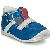 kengät Pojat Sandaalit ja avokkaat GBB BALILO Blue / Grey / Red
