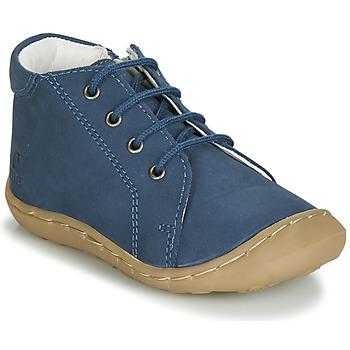 kengät Pojat Korkeavartiset tennarit GBB FREDDO Blue