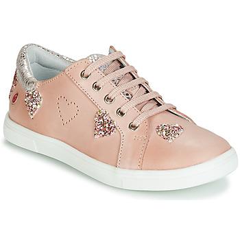 kengät Tytöt Matalavartiset tennarit GBB ASTOLA Pink