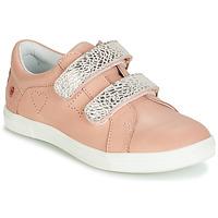 kengät Tytöt Matalavartiset tennarit GBB BALOTA Pink