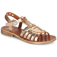 kengät Tytöt Sandaalit ja avokkaat GBB FANNI Bronze
