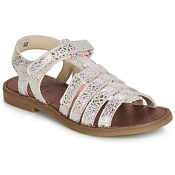 kengät Tytöt Sandaalit ja avokkaat GBB KATAGAMI Vaaleanpunainen