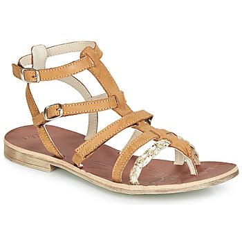 kengät Tytöt Sandaalit ja avokkaat GBB NOVARA Brown