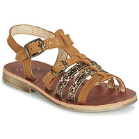 kengät Tytöt Sandaalit ja avokkaat GBB BANGKOK Brown