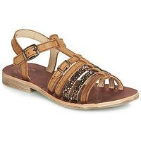 kengät Tytöt Sandaalit ja avokkaat GBB BANGKOK Cognac