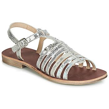 kengät Tytöt Sandaalit ja avokkaat GBB BANGKOK Hopea