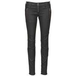 vaatteet Naiset Slim-farkut Replay ROLETTE Black