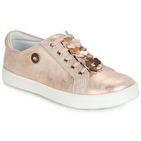 kengät Tytöt Matalavartiset tennarit Catimini CRISTOL Pink