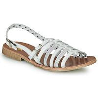 kengät Tytöt Sandaalit ja avokkaat Catimini NOBO White