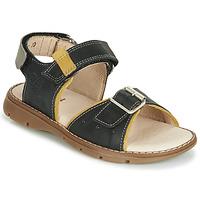 kengät Pojat Sandaalit ja avokkaat Catimini SUREAU Black