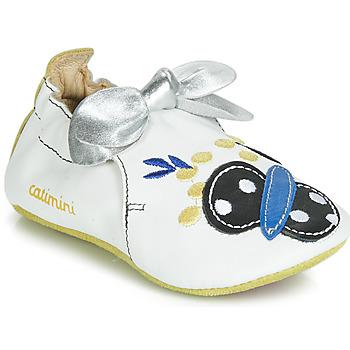 kengät Tytöt Tossut Catimini CATIVA White