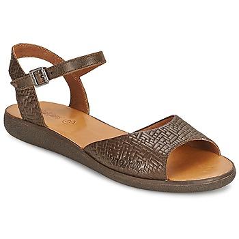 kengät Naiset Sandaalit ja avokkaat Kickers HYPSY Brown