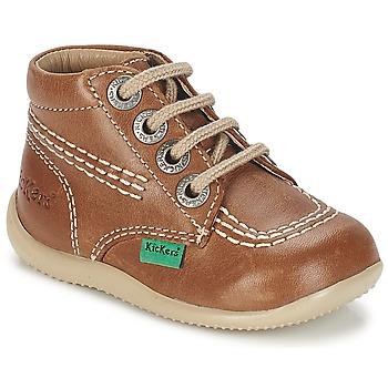 kengät Lapset Bootsit Kickers BILLY CAMEL