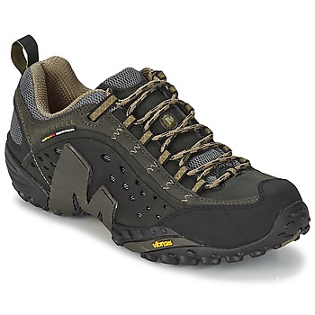 kengät Miehet Matalavartiset tennarit Merrell INTERCEPT Black