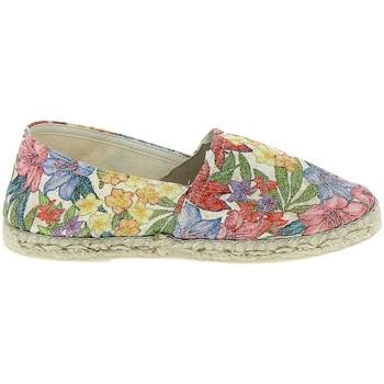 kengät Naiset Espadrillot La Maison De L'espadrille VE758 Multi Monivärinen