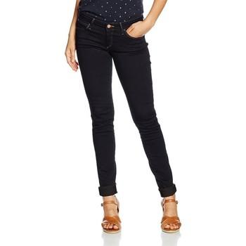 vaatteet Naiset Skinny-farkut Wrangler Courtney Skinny W23SBV79B navy