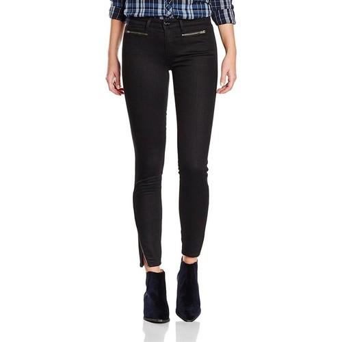 vaatteet Naiset Skinny-farkut Wrangler ® Corynn Perfect Black W25FCK81H black