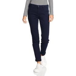vaatteet Naiset Slim-farkut Lee ® Chino Herringbone 310YKMF blue