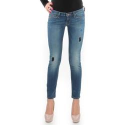 vaatteet Naiset Skinny-farkut Lee Lynn Skinny L357DNXA blue