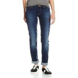vaatteet Naiset Slim-farkut Lee ® Emlyn Night Porter 370GCIU blue
