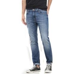 vaatteet Naiset Slim-farkut Lee Rider L701ACDK blue
