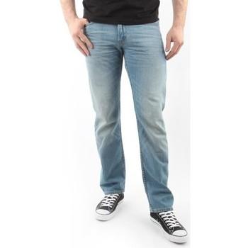 vaatteet Miehet Suorat farkut Lee Blake L730DEAX blue