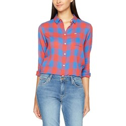 vaatteet Naiset Paitapusero / Kauluspaita Lee Ultimate Shirt L47ISISG Multicolor
