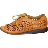 kengät Naiset Sandaalit ja avokkaat Moma Sandaalit BX962 Keltainen