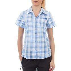 vaatteet Naiset Paitapusero / Kauluspaita Regatta Tiro Vivid Viola RWS025-48V blue