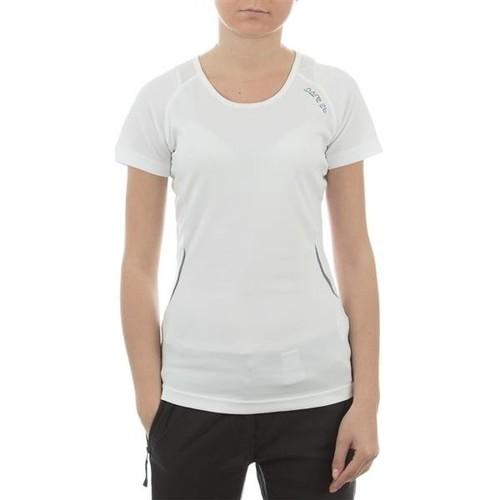 vaatteet Naiset Lyhythihainen t-paita Dare 2b T-shirt  Acquire T DWT080-900 white
