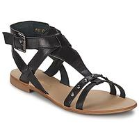 kengät Naiset Sandaalit ja avokkaat Casual Attitude JOSPRO Black