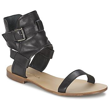 kengät Naiset Sandaalit ja avokkaat Casual Attitude PANTOLA Black