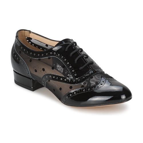 kengät Naiset Derby-kengät Fericelli ABIAJE Black