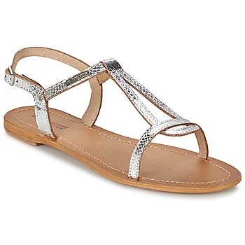 kengät Naiset Sandaalit ja avokkaat Les Tropéziennes par M Belarbi HAMAT Hopea