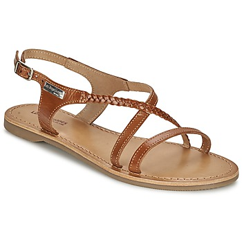 kengät Naiset Sandaalit ja avokkaat Les Tropéziennes par M Belarbi HANANO Brown